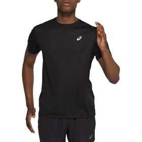 asics Katakana Mouwloos Shirt Heren, zwart